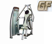 Chest press alat fitnes