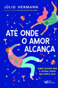 Até Onde O Amor Alcança, livro, capa