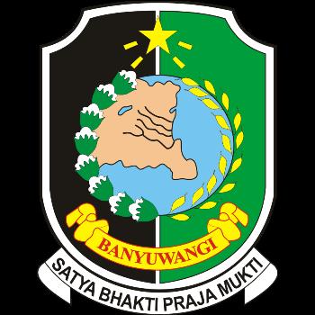 Logo Kabupaten Banyuwangi PNG