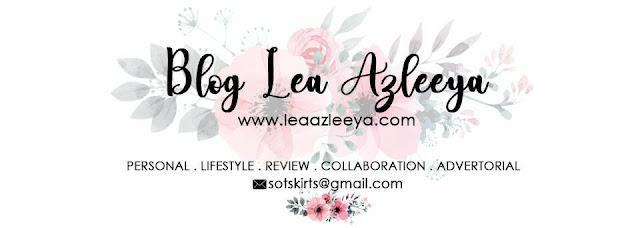Cover Profile Facebook Page Blog Lea Azleeya By Blogger Busyra
