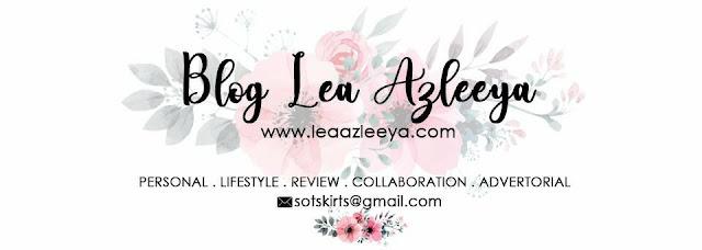 Cover Profile Facebook Page Blog Lea Azleeya By Blogger Busyra