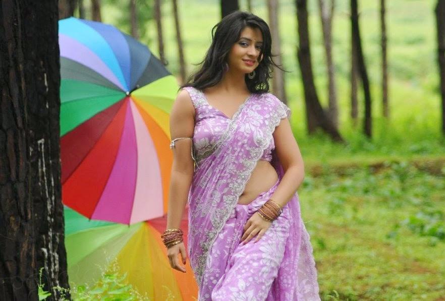 Nisha Shah Hot Navel
