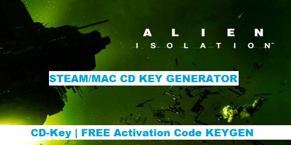 Alien: Isolation free steam code