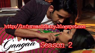 Sinopsis Gangaa Season 2 Sctv Senin 7 November - Episode 55