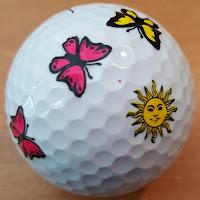 Marking a Golf Ball