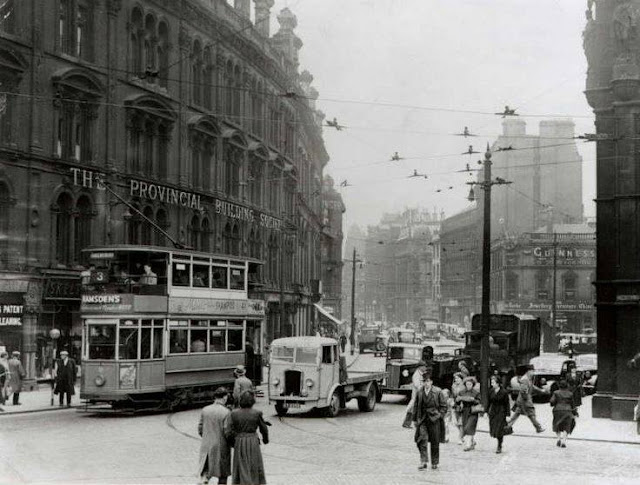 Market Street, Bradford - year unknown