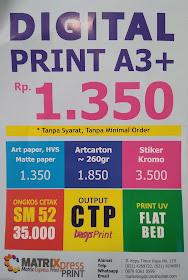 Ongkos Cetak Sm 52 : ongkos, cetak, Matrix, Xpress, Print:, Percetakan, Murah, Jakarta, Print, Tanpa, Syarat, Minimal, Order