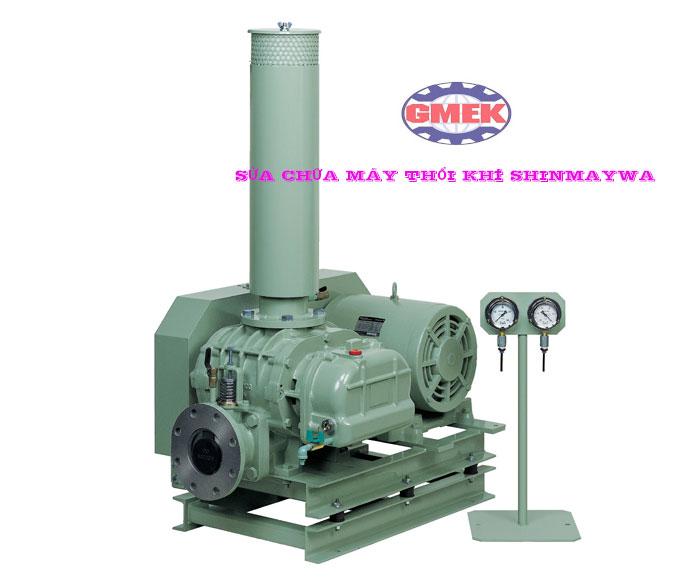 sửa chữa, bảo dưỡng máy thổi khí shinmaywa - Shinmaywa blower