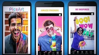 تطبيق-PicsArt-لعمل-تأثيرات-احترافية-على-الصور