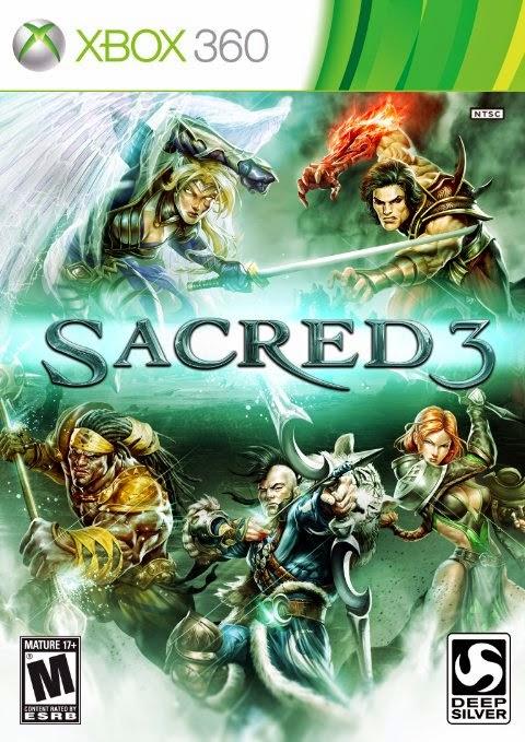 Sacred 3 XBOX 360 ESPAÑOL (Region FREE) (STRANGE) 1