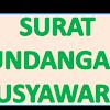 Contoh Surat Undangan Musyawarah dan Pembentukan Kepengurusan Karang Taruna Desa