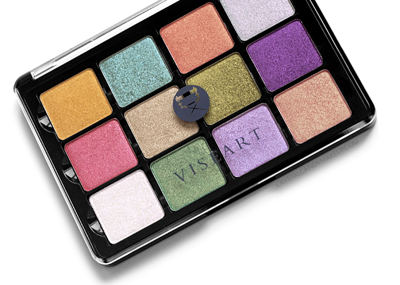 Viseart Coy Eyeshadow Palette Review