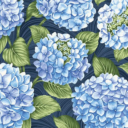 Hydrangea Blue Sew In Love With Fabric Bloglovin