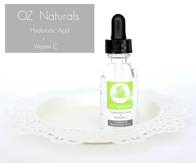 Hyaluronic acid+vit c serum