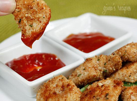 Healthy Baked Chicken Nuggets Skinnytaste
