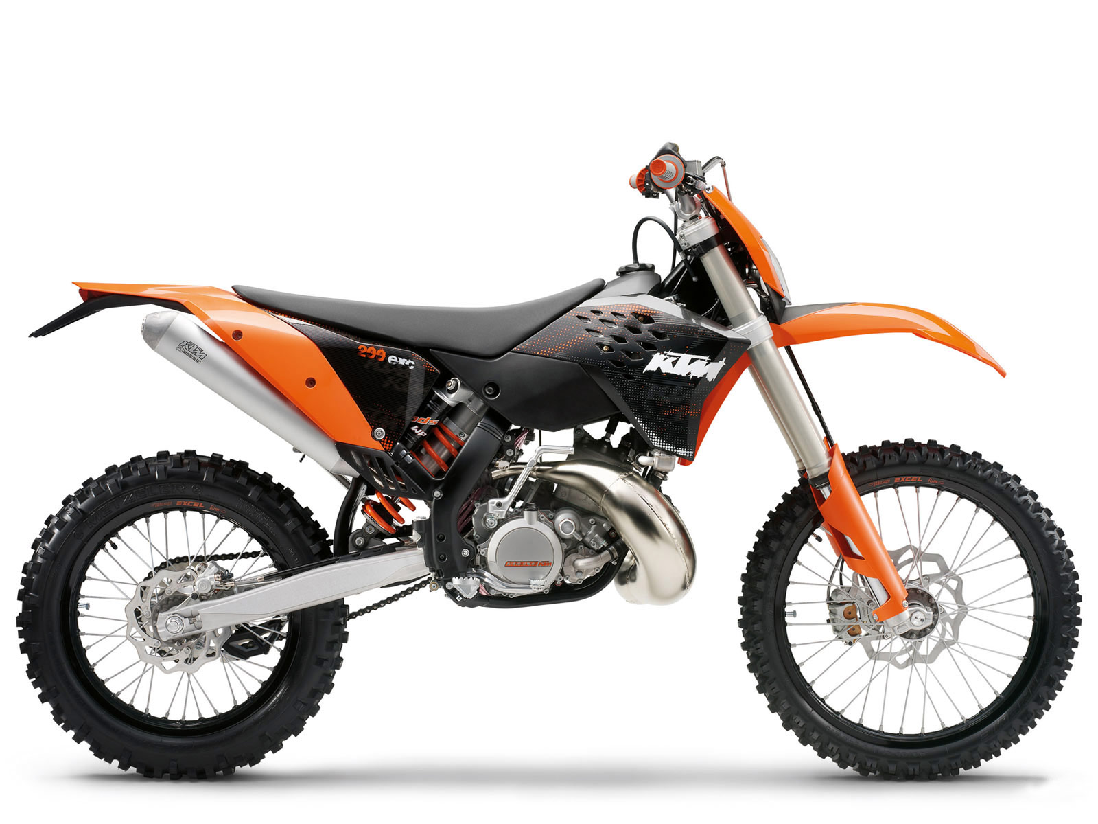 2009 Ktm 200exc Motorcycle Insurance Info Wallpaper