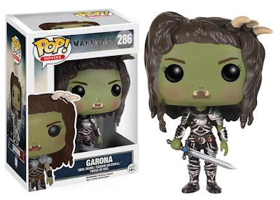OYS : JUGUETES - FUNKO POP   Warcraft - Garona | Figura - Muñeco  Película Warcraft El Origen 2016  A partir de 14 años  Comprar en Amazon España & buy Amazon USA