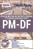 Concurso PMDF 2017 Soldado