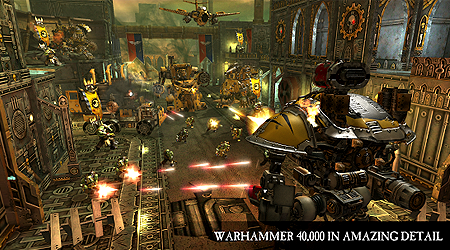 is a most popular action game offered by Pixel Toys now available for all android devices Warhammer 40,000 Freeblade MOD Apk [Unlimited Money/Infinite Cash] v1.6.2 Android