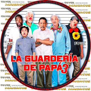 GALLETA LA GUARDERIA DE PAPA 3 - GRAND-DADDY DAY CARE - 2019