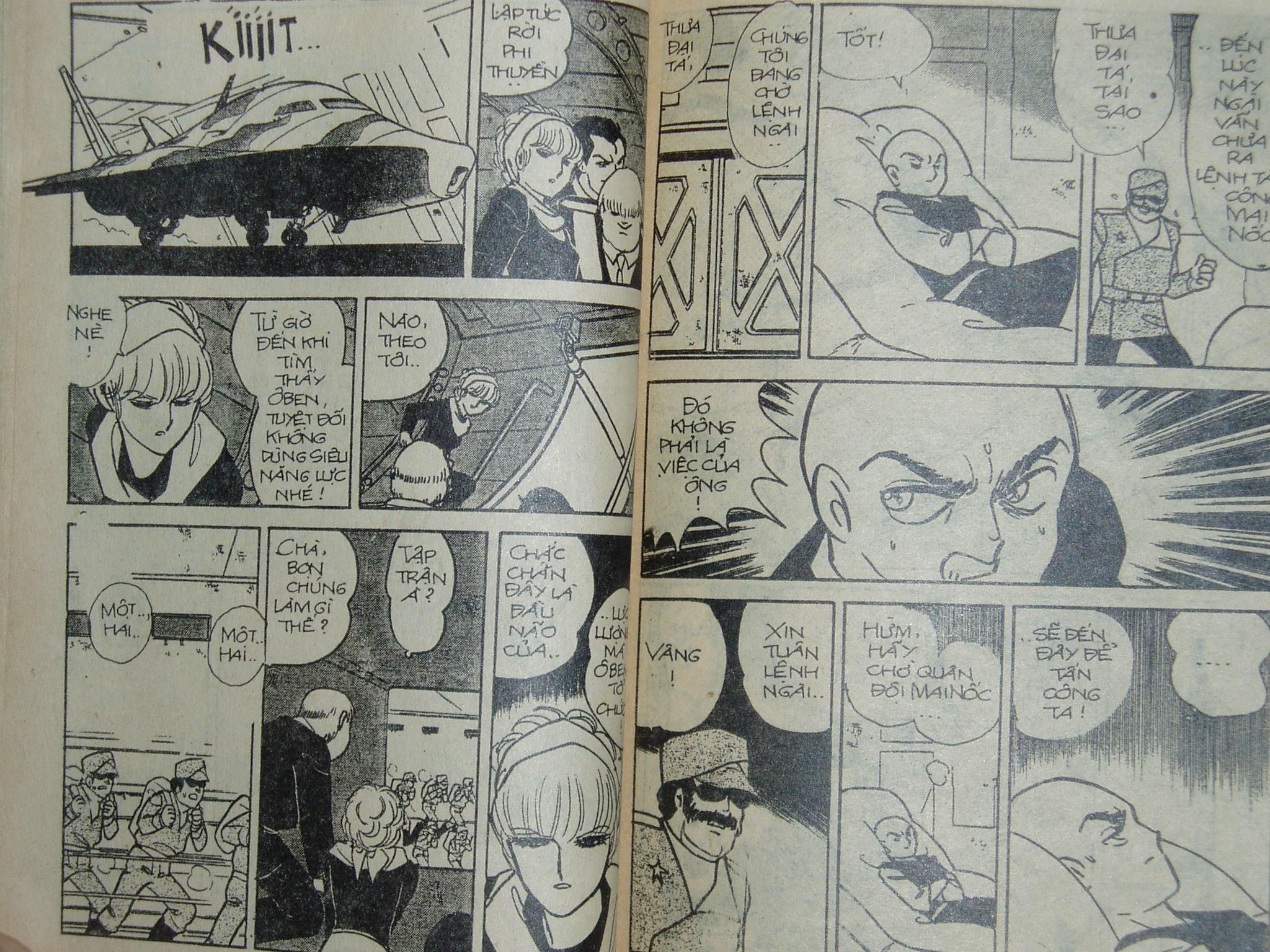 Siêu nhân Locke vol 13 trang 31