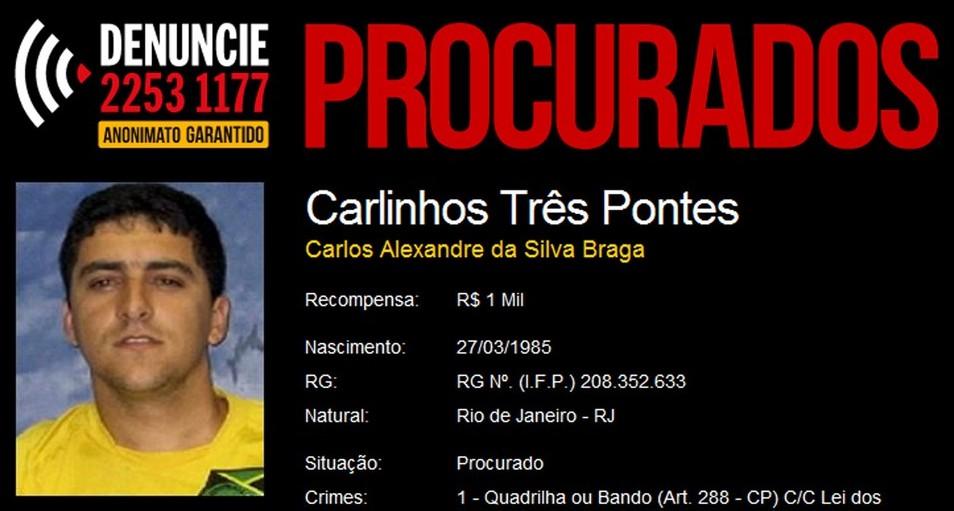 Líder de milícia é morto em operação policial no Rio