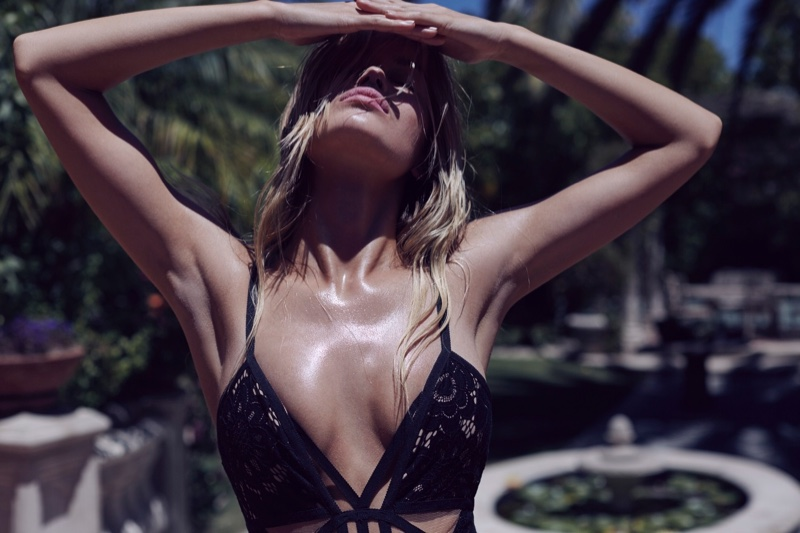 For Love and Lemons Lingerie Spring 2016 Lookbook
