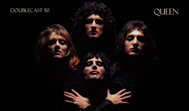 doublecast podcast queen freddie mercury brian may roger taylor john deacon
