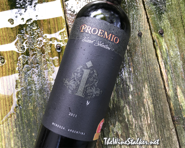 Proemio Icon Barrel Selection Red Blend 2011