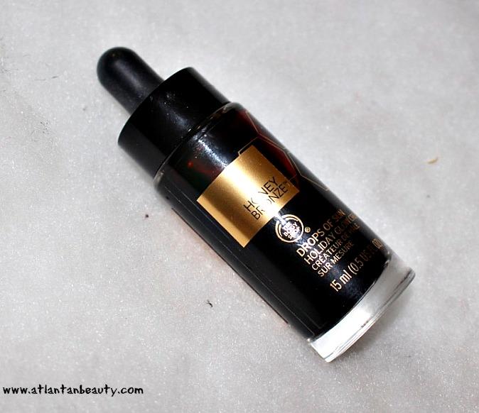The Body Shop Honey Bronze Drops of Sun Holiday Glow Creator