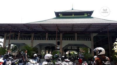 Masjid Agung Sudirman Denpasar, Bali