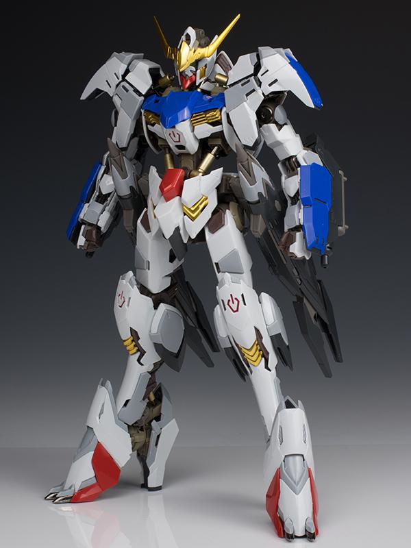 Review: P-Bandai: Hi-Resolution Model 1/100 Gundam Barbatos Form 6 ...