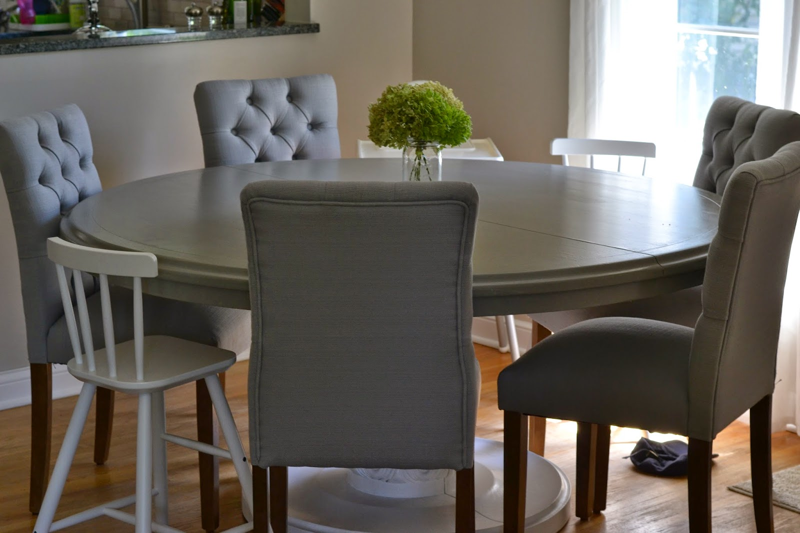 http://www.getagrif.com/2014/08/dining-room-table-makeover.html