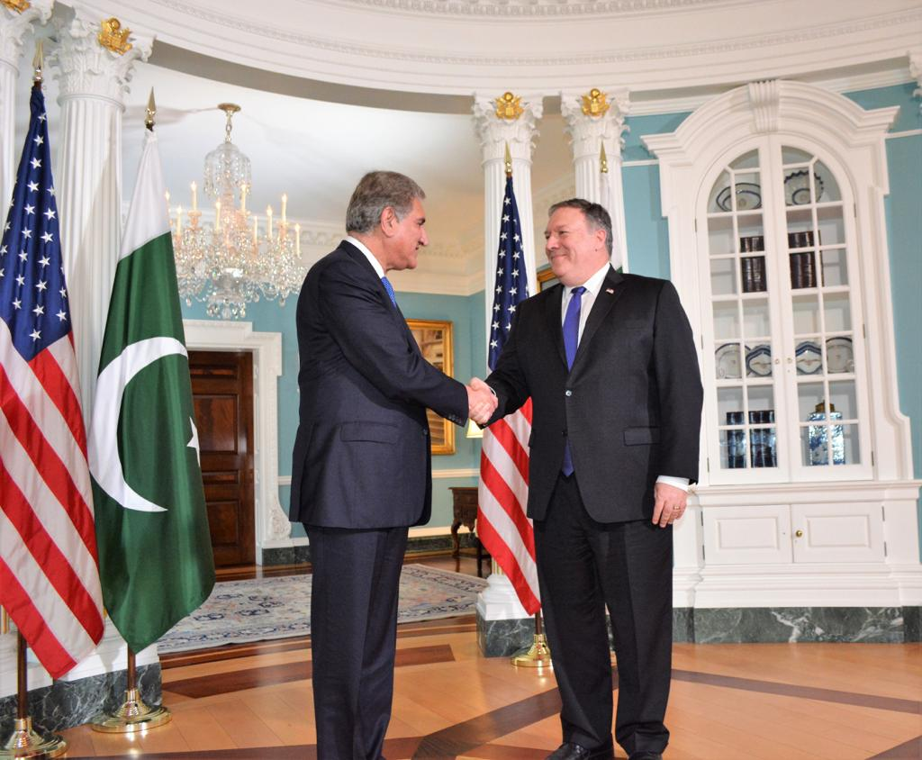 Pakistan Wants To Build Trust-Based Relationship With US: Foreign Minister Shah Mehmood Qureshi