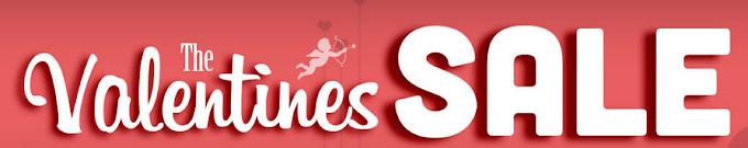 Valentines Day 2015 Best Deals & Discounts - Amazon,PayTm,ShopClues,Dominos,Jabong