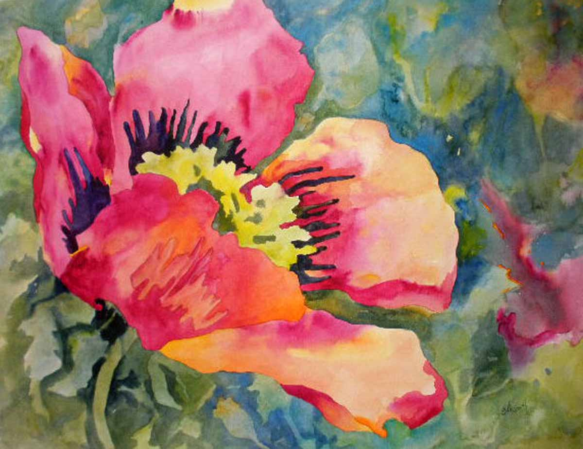 Kaysmithbrushworks Poppified The Art Of Poppies