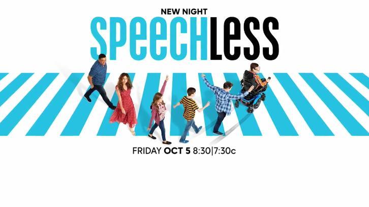 Speechless - Season 3 - Promo