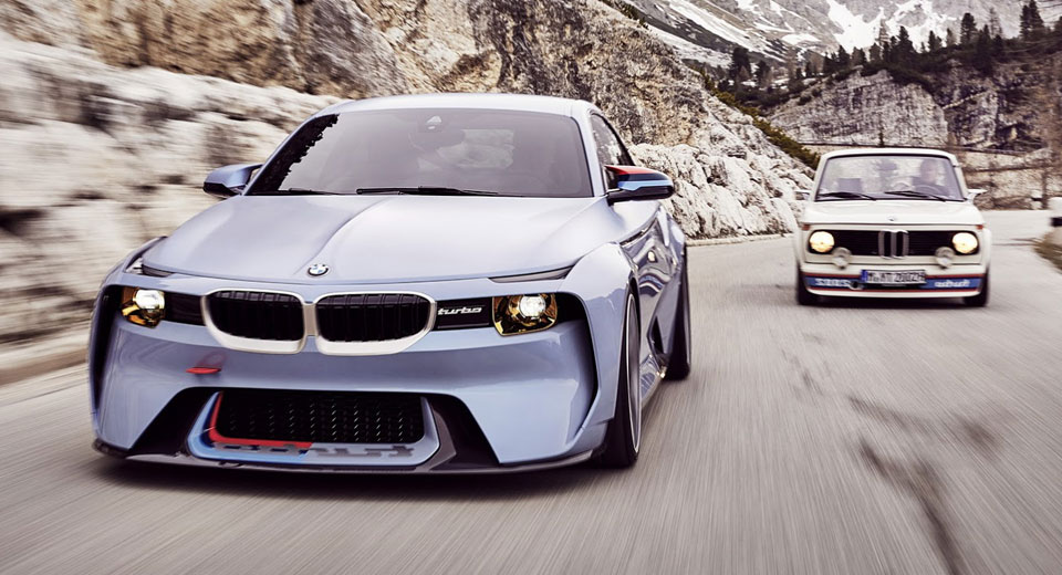 BMW Debuting Exciting New Concept At Pebble Beach, What Will It Be?