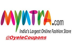 Myntra 100 off coupons code