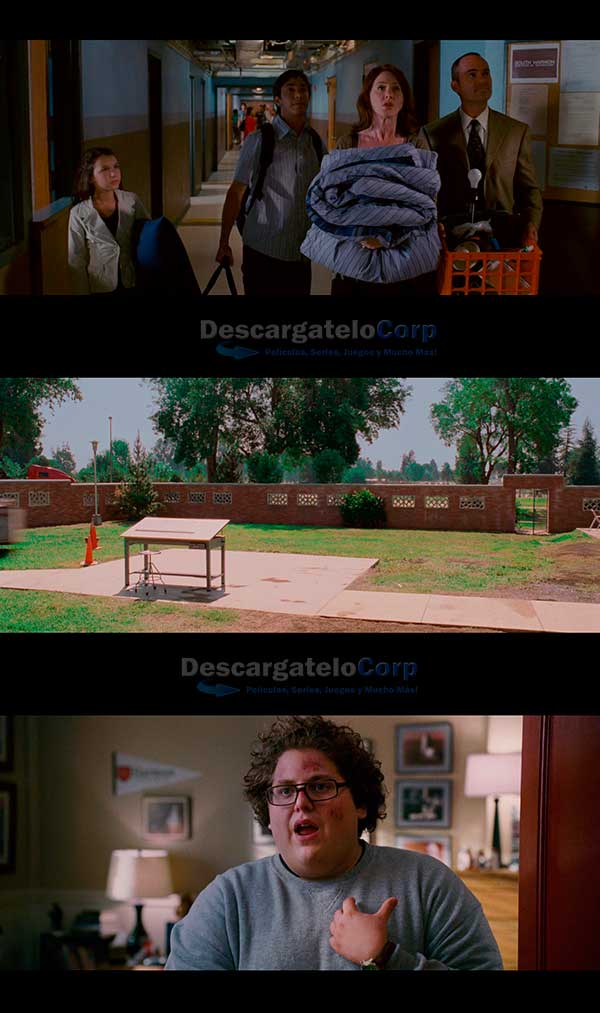 Accepted (Admitido) (2006) HD 1080p Latino