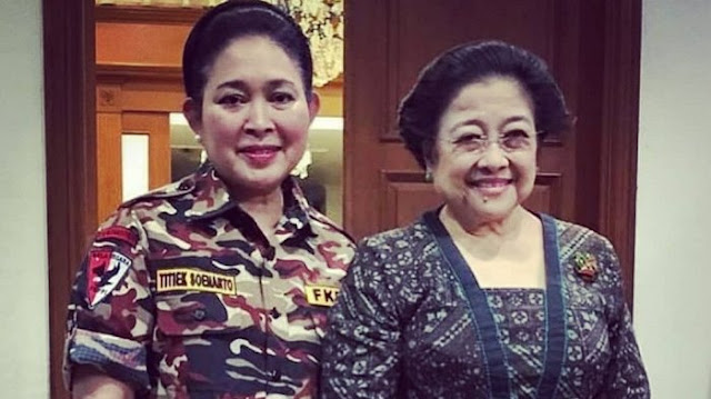 PDIP Usul Audit Harta Soeharto, Berkarya Minta Aset Mega Diaudit Juga