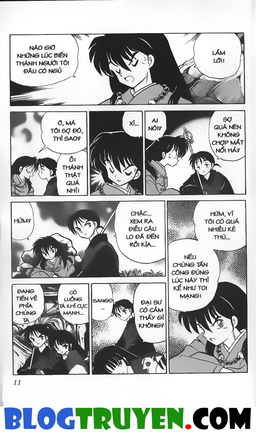 Inuyasha vol 17.1 trang 10