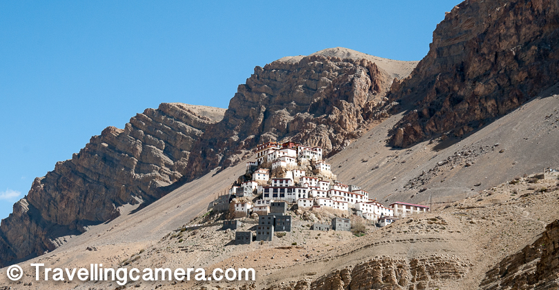 Kibber Village of Himachal Pradesh - A magical place with stunning landscapes, unique monastery and the popular wildlife sanctuary of Spiti Valley