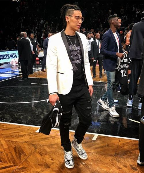 Jeremy Lin Six Hundred Four