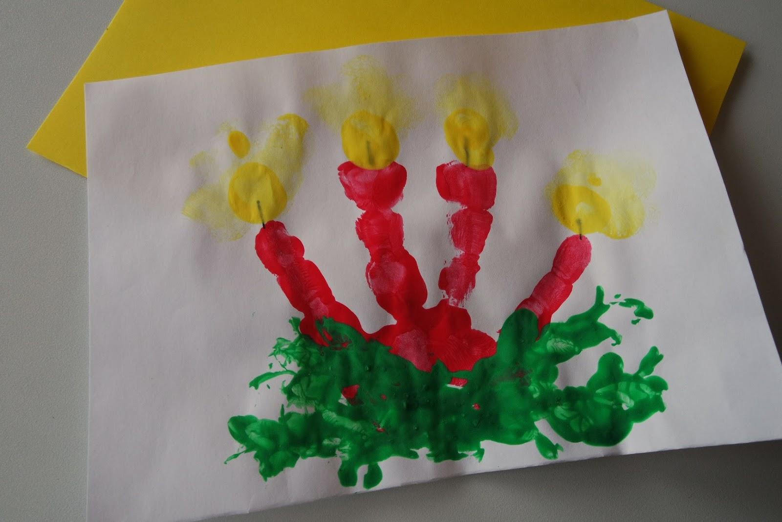Adventskranz malen grundschule frohe weihnachten in europa - Adventskranz fur kindergarten ...