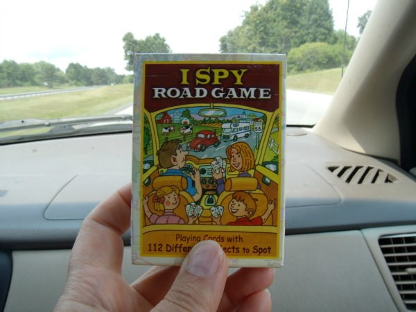 road trip activities for kids i spy