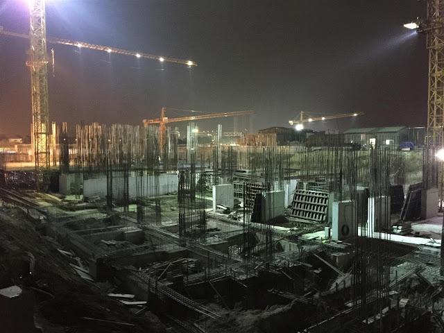Cập nhật tiến độ thi công dự án chung cư Gelexia Hoàng Mai