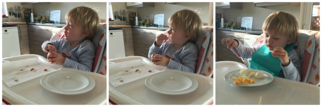 collage-of-a-toddler-peeling-a-boiled-egg-and-eating-it-and-cutting-the-egg-with-a-knife