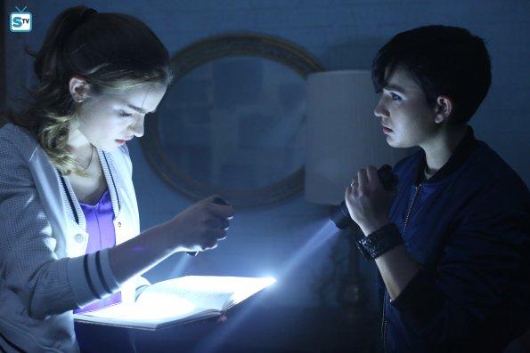 Promo, sinopsis e imágenes promocionales del 2x11: 'Heavenly Creatures'