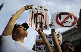 Павел Лобков о кризисе в Венесуэле